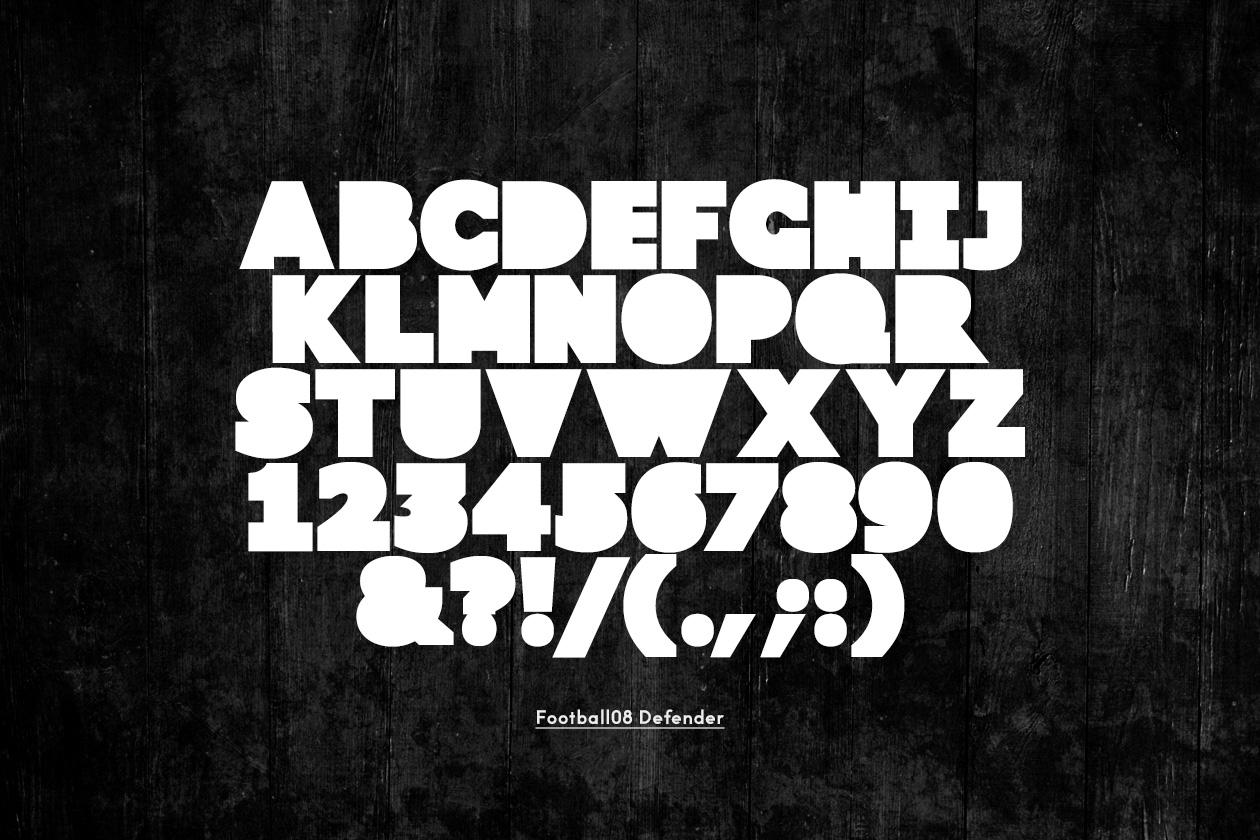7143fdb4bea323 Nike Football — Branding   custom font