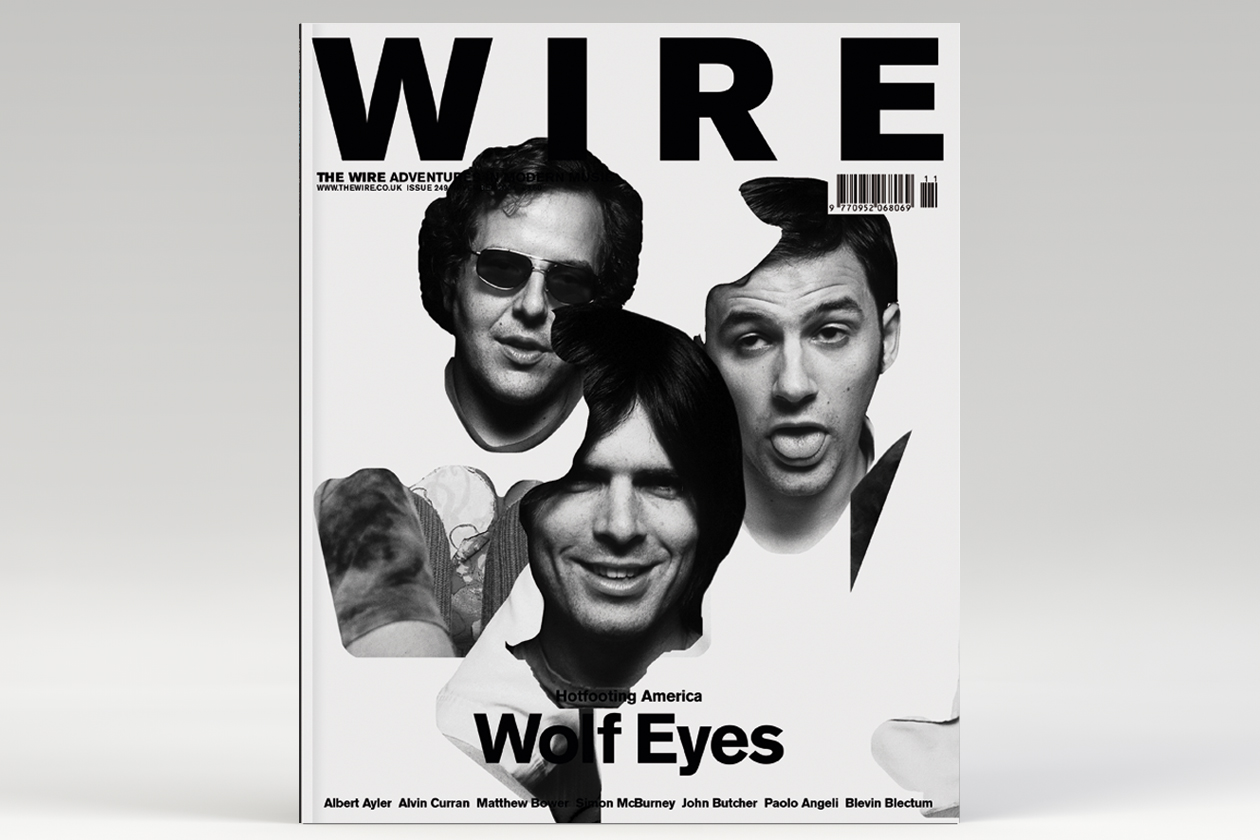 Non-Format — The Wire covers